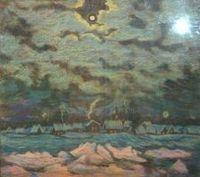 """Выставка """"Зимний пейзаж в творчестве гомельских художников"""""""