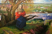 """Выставка """"Женский образ в искусстве"""""""