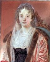 Женский образ из Гомельского дворца